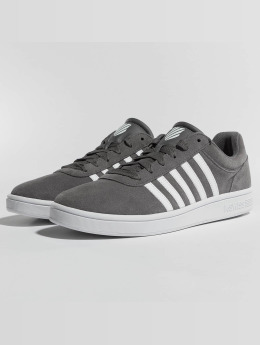 K-Swiss Baskets Court Cheswick gris