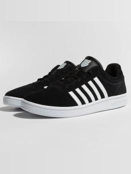 K-Swiss Sneaker Court Cheswick nero