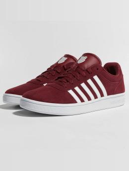 K-Swiss sneaker Court Cheswick rood