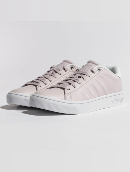 K-Swiss Sneaker Court Frasco rosa