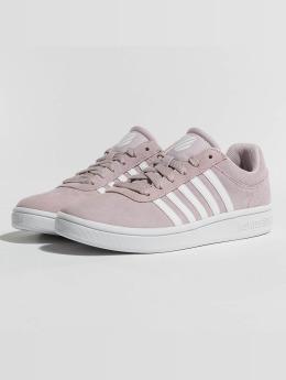 K-Swiss Sneaker Court Cheswick SDE rosa