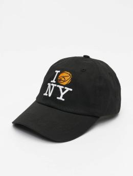 K1X Snapback Cap I Ball NY Sports black