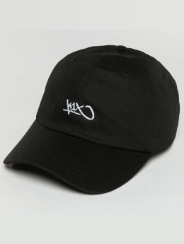 K1X Snapback Cap Heritage schwarz
