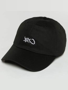 K1X Snapback Caps Heritage musta
