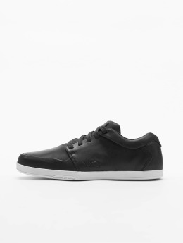K1X sneaker LP Low Leather zwart