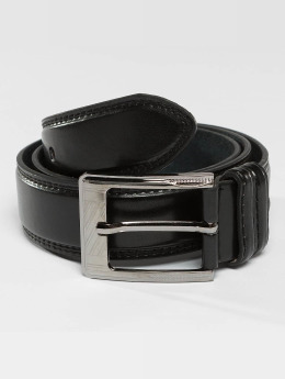 Kaiser Jewelry Bælte Leather  sort