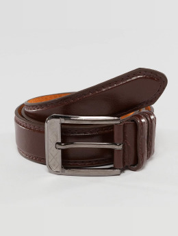 Kaiser Jewelry Leather Belt Brown