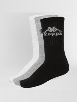 Kappa Strumpor Australien 3 Pack svart