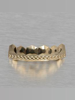 KING ICE Sonstige Diamond Pattern goldfarben