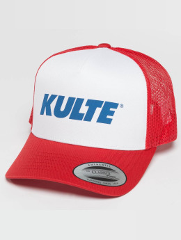 Kulte Trucker Cap Corpo rot