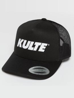 Kulte Trucker Cap Corpo schwarz