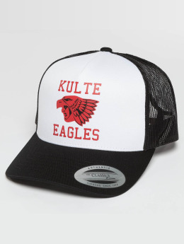 Kulte Trucker Cap Eagles schwarz