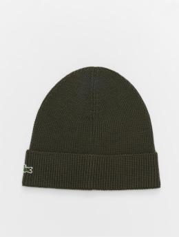 Lacoste шляпа Winter зеленый