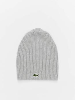 Lacoste шляпа Double Rib хаки