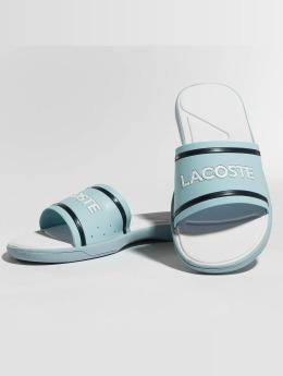 Lacoste Badesko/sandaler L.30 Slide blå