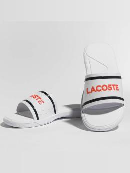 Lacoste Badesko/sandaler L.30 Slide hvit