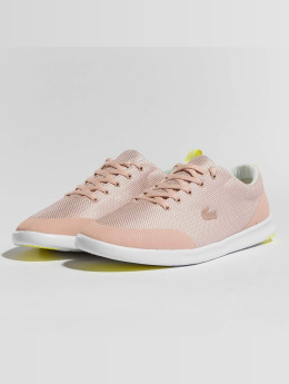 Lacoste Baskets Avenir rose