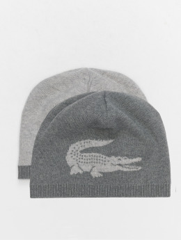 Lacoste Bonnet Winter gris