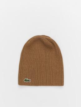 Lacoste Bonnet hiver Winter brun