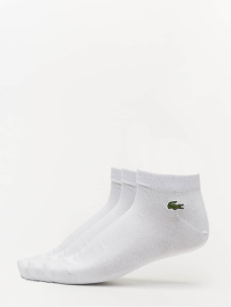 Lacoste Calcetines 3er-Pack blanco