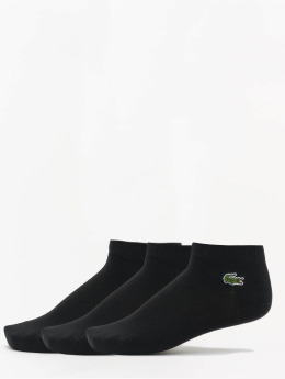 Lacoste Chaussettes 3er-Pack Socks noir