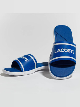 Lacoste Sandalen L.30 Slide blau