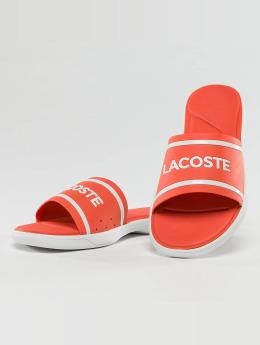 Lacoste Sandals L.30 Slide red