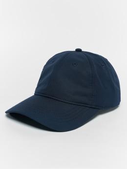 Lacoste Snapback Caps Classic blå