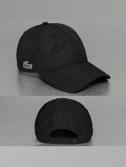 Lacoste Snapback Caps Classic czarny