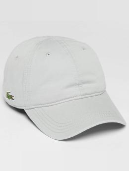 Lacoste Snapback Caps Classic harmaa
