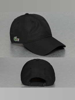 Lacoste Snapback Caps Classic musta