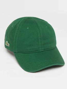 Lacoste Snapback Caps Classic vihreä