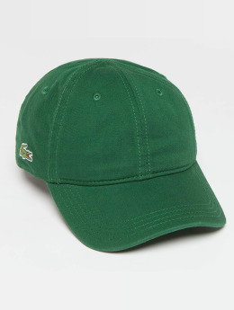 Lacoste Snapback Caps Classic zielony