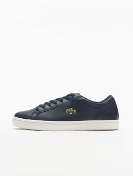 Lacoste Sneaker Straightset Bl 1 Cam blau