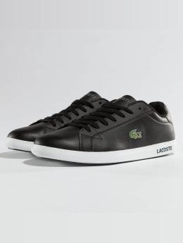Lacoste Sneaker Graduate LCR3 schwarz
