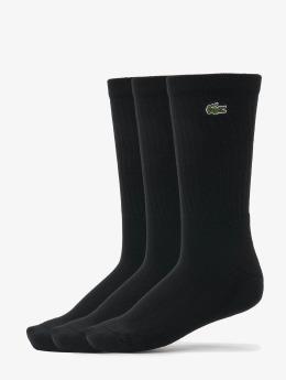 Lacoste Socken 3er-Packs schwarz