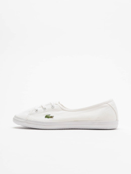 Lacoste Tennarit Ziane Chunky LCR SPW valkoinen