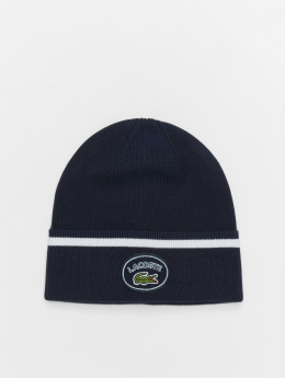 Lacoste Wintermütze Winter blauw