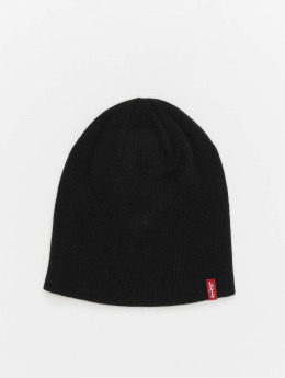 Levi's® Bonnet Basic Beanie Regular Grey noir