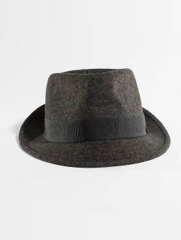 Levi's® Chapeau Wool Herringbone Tribly gris