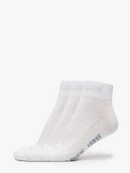 Levi's® Chaussettes Mid Cut blanc