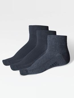 Levi's® Chaussettes Mid Cut bleu