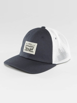 Levi's® trucker cap 2 Horse Patch blauw