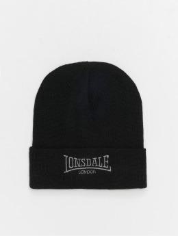 Lonsdale London Czapki Dundee czarny