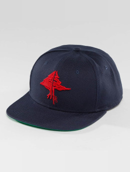 LRG Casquette Snapback & Strapback Collection bleu