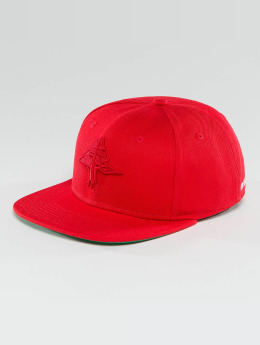 LRG Casquette Snapback & Strapback Research Collection rouge