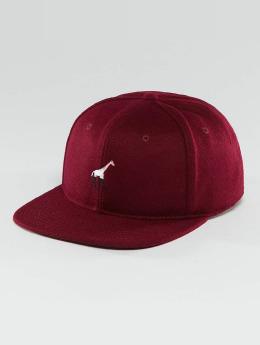 LRG / snapback cap Giraffe United in rood