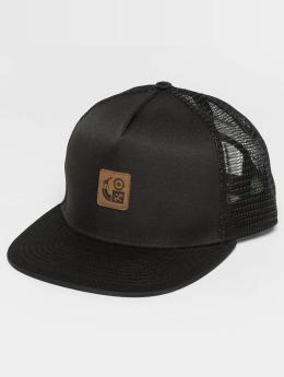LRG snapback cap Icons Trucker zwart