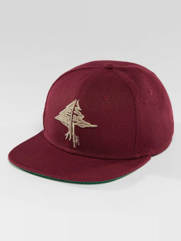 LRG Snapback Caps Collection punainen