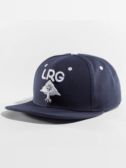 LRG Snapback Caps Research Group sininen
